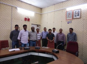 Bangalore SSA meeting at NTB